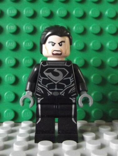Lego NEUF DC mini figure super héros Général Zod Superman Man of Steel