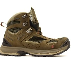 f96900f1fdf Vasque Mens Breeze III Mid GTX Waterproof Athletic Hiking Boots Size ...