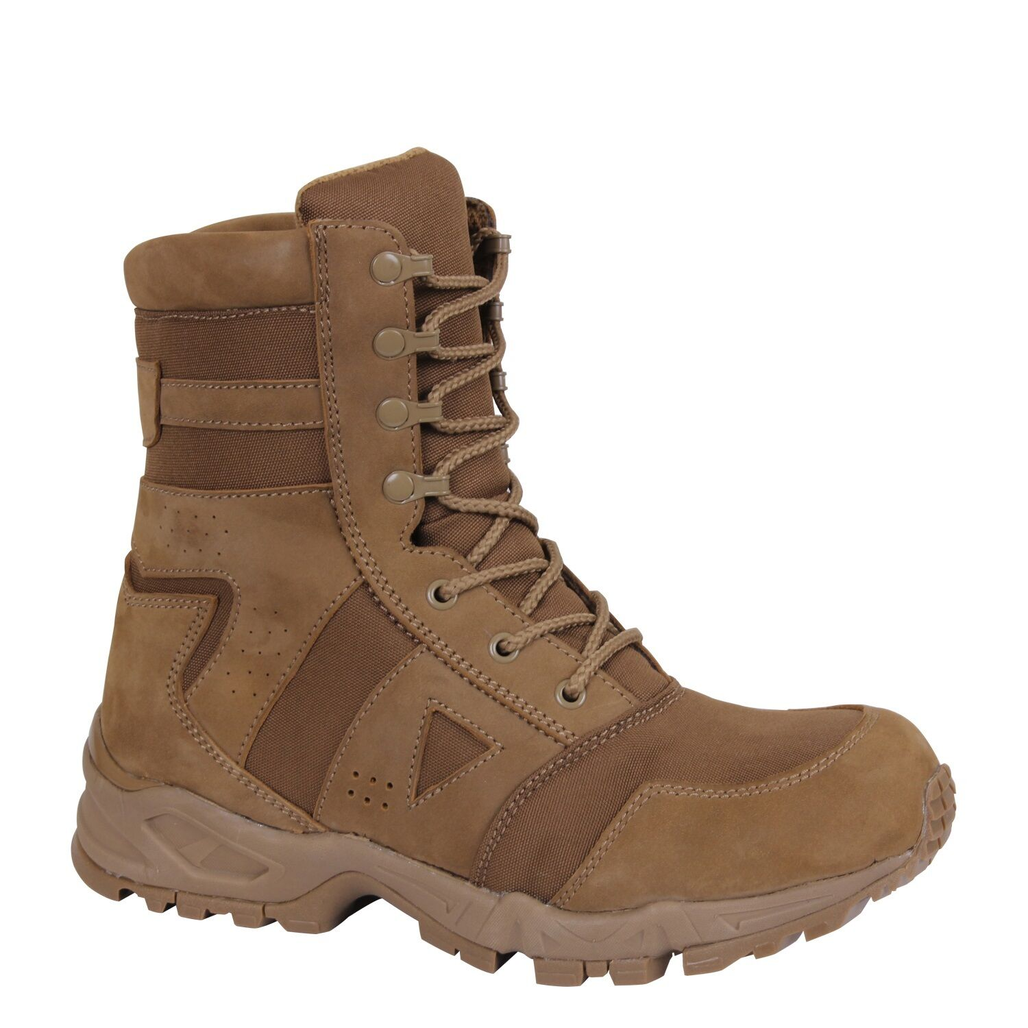 AR 670-1 Coyote Forced Entry Tactical Boots 8