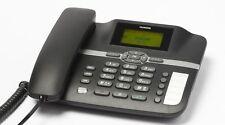 HUAWEI F610 3G GSM Scrivania Telefono Per Ufficio, Casa, call center. SIM. NUOVO