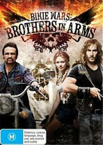 1 of 1 - BIKIE WARS: BROTHERS IN ARMS : NEW DVD