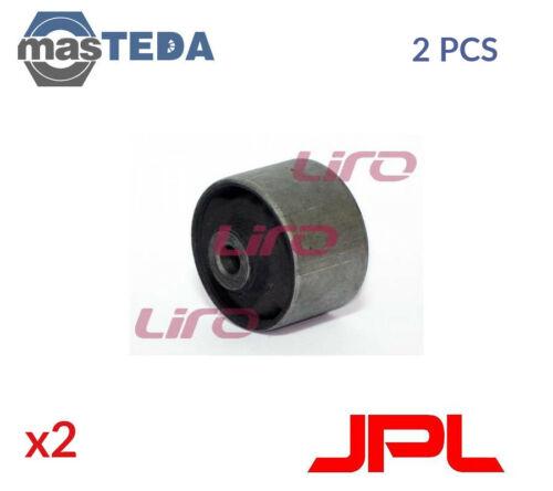 2x JPL HINTEN QUERLENKER LAGER LAGERBUCHSE 425-28073 L NEU OE QUALITÄT