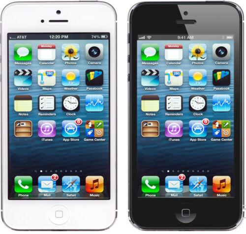 "lifesize noir ou blanc 5/"" X 2.5/"" Cake Topper Glaçage I Phone 5"