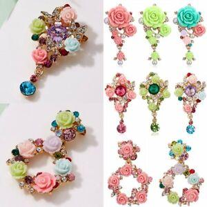 Fashion-Pearl-Crystal-Flower-Brooch-Pin-Women-Rhinestone-Wedding-Party-Jewellery