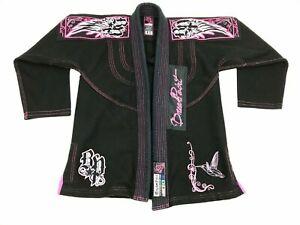 BREAK-POINT-Gi-Tae-Kwan-Do-F1-Black-Pink-Embroidered-Jiu-Jitsu-Martial-Arts