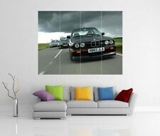 BMW E30 GIANT WALL ART PICTURE PRINT POSTER G114