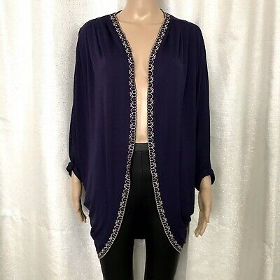 AMI Couples Casual Knit Cardigan V-neck Ladies Button Long Sleeve Sweater