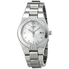 Tissot Glam Sport Limited Edition Silver Stainless Steel Ladies Watch