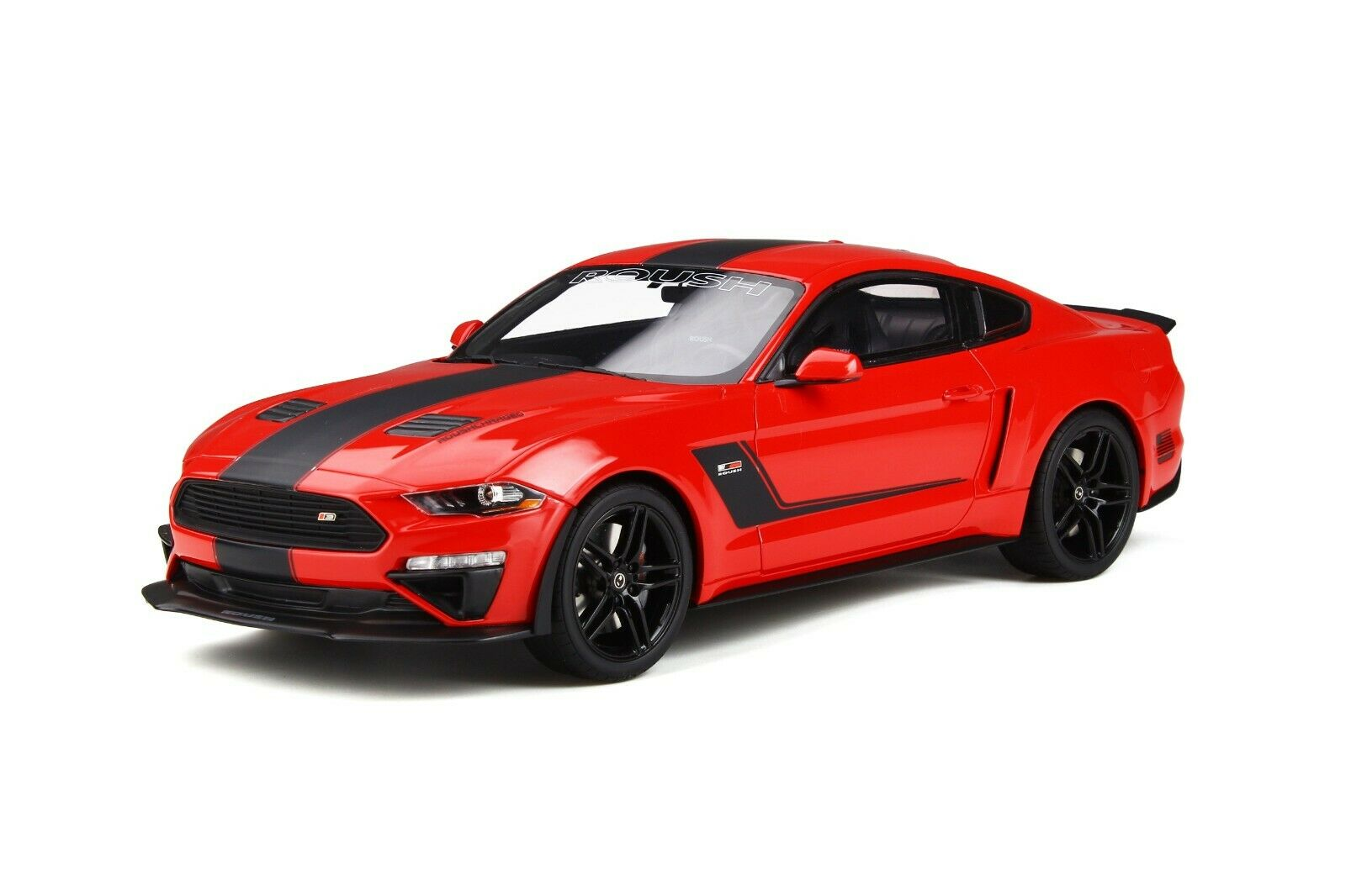 Ford Mustang Trin 3 Superladet ROUSH Performance Tuning Red GT Spirit GT260