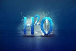 la imagen se est cargando lamina h2o agua imagen de arte cartel tabla - Tabla Periodica De Los Elementos H2o
