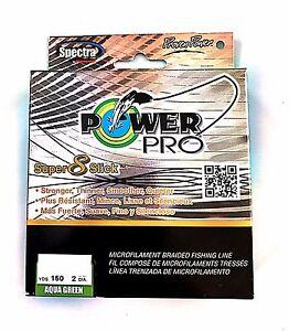Spectra Power Pro Super 8 Slick Aqua Green