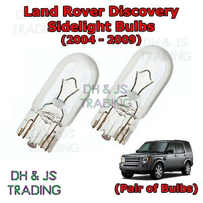 Land Rover Discovery MK3 501 W5W Red Interior Door Bulb LED Trade Price Light