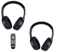 Dodge Grand Caravan Uconnect Headphones And Remote (2013-2016)