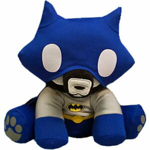 Skelanimals-Batman-Jae-6-034-Mini-Plush-Toy-NEW-Toynami