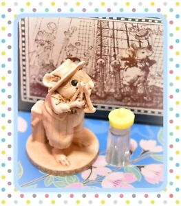 Wee-Forest-Folk-Sea-S-05-Retired-Scrimshaw-John-Jack-Sailor-Mouse-1995