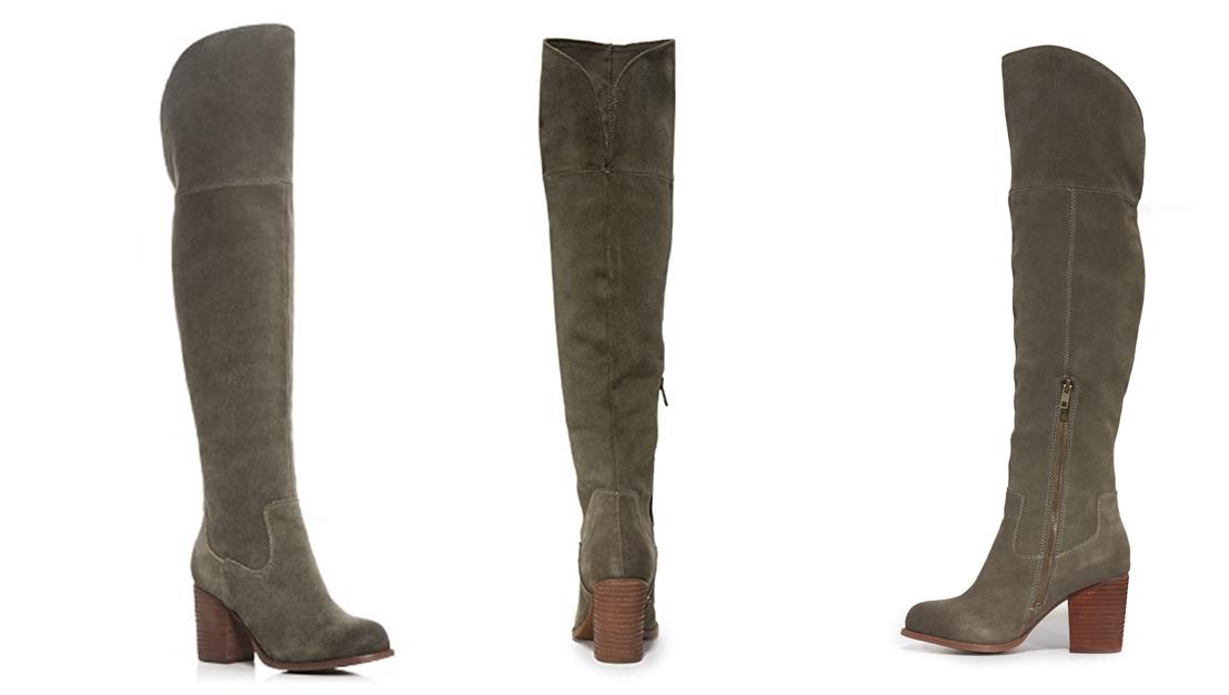il prezzo più basso Splendid Loretta avvio Over The Knee stivali High Heel Heel Heel stivali 6, 6.5, 7  outlet