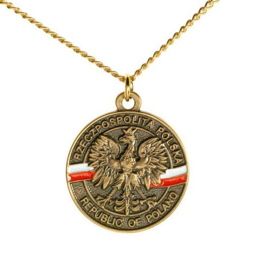 Republic of Poland Necklace