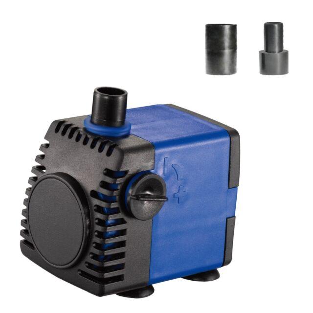 2x 210gph Adjustable Submersible Water Pump Aquarium Fish Fountain Hydroponic Pet Supplies Fish & Aquariums