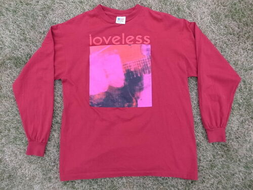 Vintage my bloody valentine '90 long sleeve shirt
