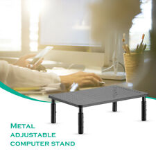 370235mm Metal Adjustable Computer Stand Monitor Stand Laptop Stand Cooling