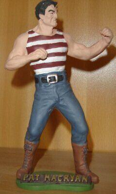 Fascicolo Hachette Tex PRINCIPE SERGIO 3D Figure Statua Resina