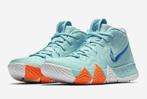 timeless design 9f832 394ae New Nike Kyrie 4 Size 14 Light Aqua Neo Turquoise Power Is ...