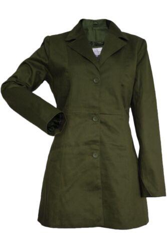 Germanwear Cappotto Da Donna Impermeabile in cotone in 6x colori