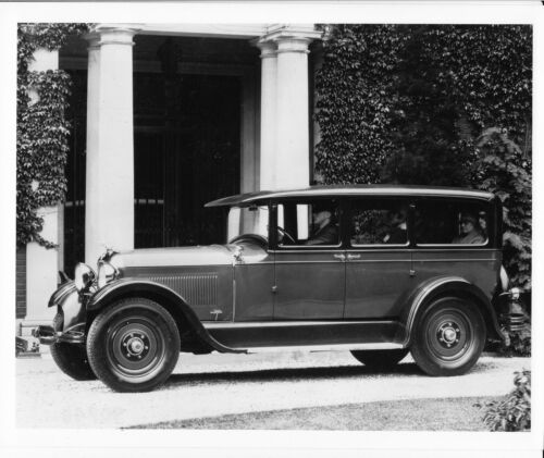 Factory Photo light scratches # 90740 1927 Studebaker President Six Limousine