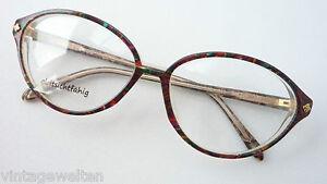 Augenoptik Qualifiziert See You 70erjahre Vintagebrille Für Frauen Cateye 57-15 Damenbrille Grösse L Beauty & Gesundheit