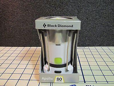 2 pieces of Black Diamond Equipment Apollo 80 LUMENS Lantern Ultra White NEW