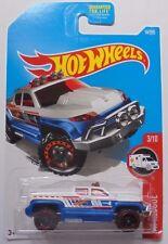 2017 Hot Wheels HW RESCUE 3/10 Off-Duty 18/365 (White Version)