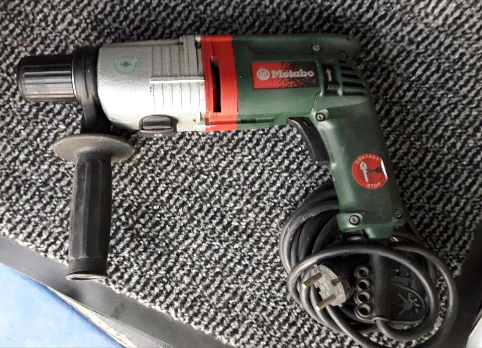 Borehammer - SDS, Metabo Bh 6021E