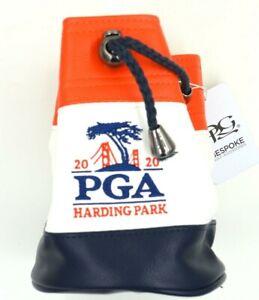 2020 PGA CHAMPIONSHIP (Harding Park) VALUABLES BAG