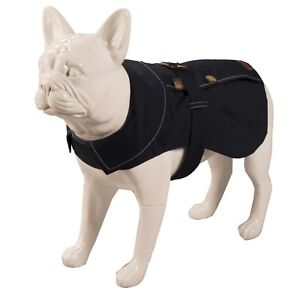 Baker And Bray Kensington Trench Marine French Blue Dog Manteau Taille S Tout Neuf