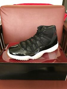 Air Jordan 11 retro 7210 Edition (size 11.5) Mens (Released 12/2015)
