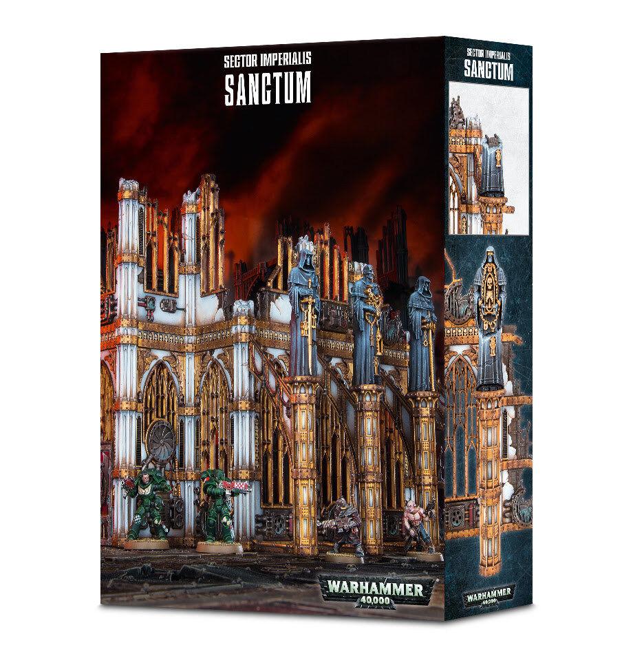 mejor vendido Warhammer 40K  sector Imperialis  Sanctum Sanctum Sanctum 64-70  promociones de descuento