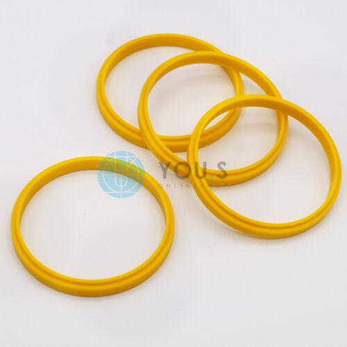 4 x anelli di centraggio anello di distanza per cerchi in lega m08 72,2-65,1 MM MILLE MIGLIA