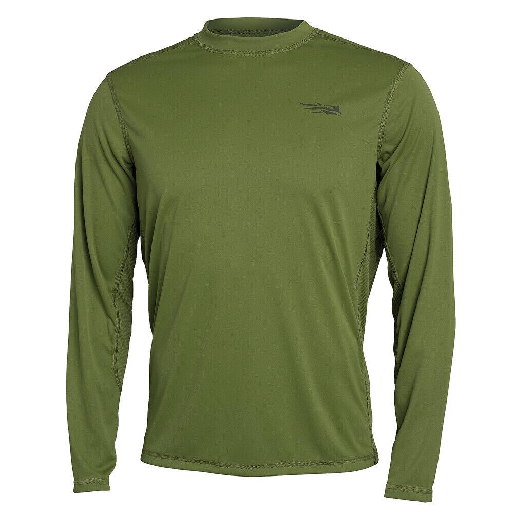 Sitka Redline Performance Shirt LS Forest Medium 80000-FO-M