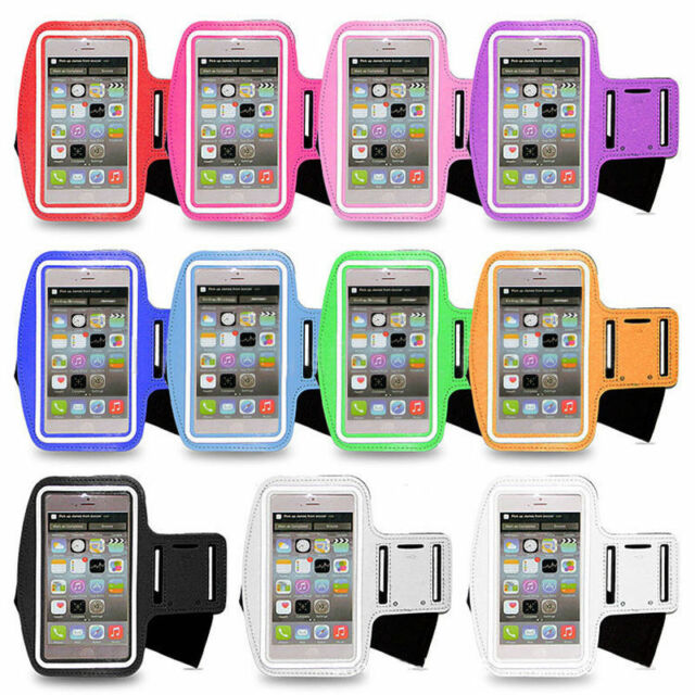 New Jogging Gym Armband Sports Running Arm Band Case Cover Bag For Sony Phone