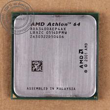 AMD Athlon 64 3400+ - 2.4 GHz (ADA3400AEP4AX) Socket 754 CPU Prozessor 800 MHz