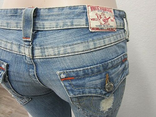 28 X Authentic Taglia Religion True Jeans Ladies 33 Joey TqxqOn6p