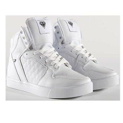 Mens Designer Hi Tops Trainers New Boys