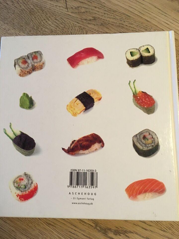 Sushi - let og lækkert, emne: mad og vin