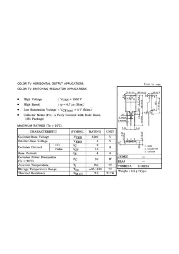 S2000N TOSHIBA TRANSISTOR NPN TRIPLE DIFFUSED 1500V 8A 10 pz