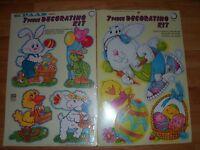 Eureka Paas 7pc Easter Decorating Kit U Pick Not A Lot