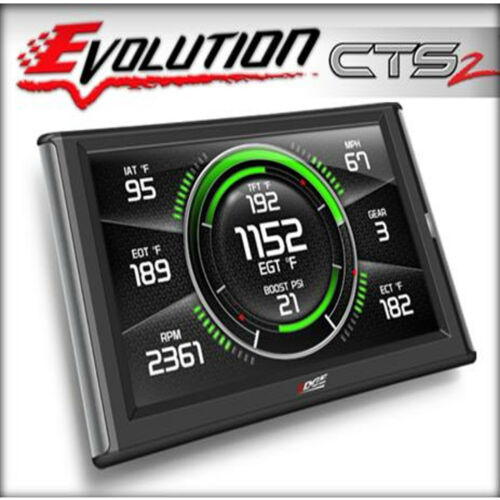 Edge Evolution CTS2 Diesel In Cab Tuner Fits 2011-2012 Ram 2500 6.7L Cummins