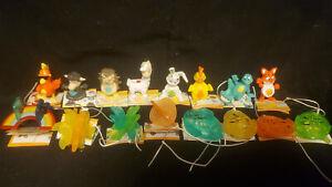 Kinder Joy Spring Easter 2020 2021 Tracer Ornament Sticker Toys & Complete Sets