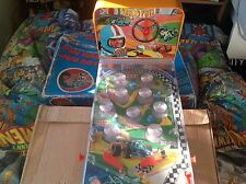 Durhams GRAND PRIX Pinball Table Top Game - Extremely Rare - VINTAGE - BOXED
