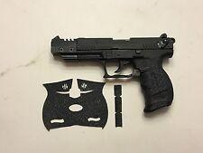 Walther P22 Textured Rubber Grip Enhancements Gun Parts