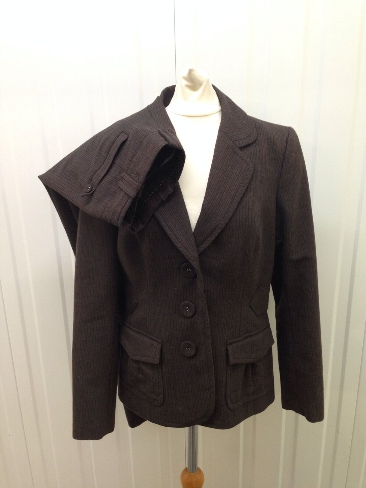 Womens Next Tailored Trouser Suit Great Condition